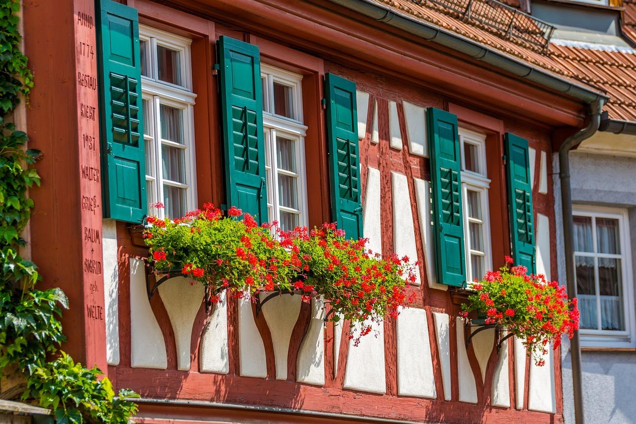 Nettoyage de façade dans le Cantal